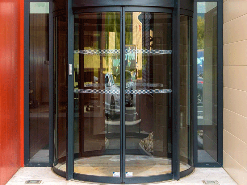 Access Pro Fermetures - Porte automatique