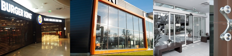 Access Pro Fermetures - Fabricant de rideau métallique et menuiserie aluminium