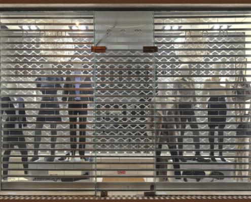 Access Pro Fermetures - Rideau métallique transparent Nantes