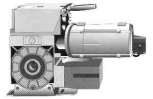 Access Pro Fermetures - Motorisation Rideau métallique Moteur latéral